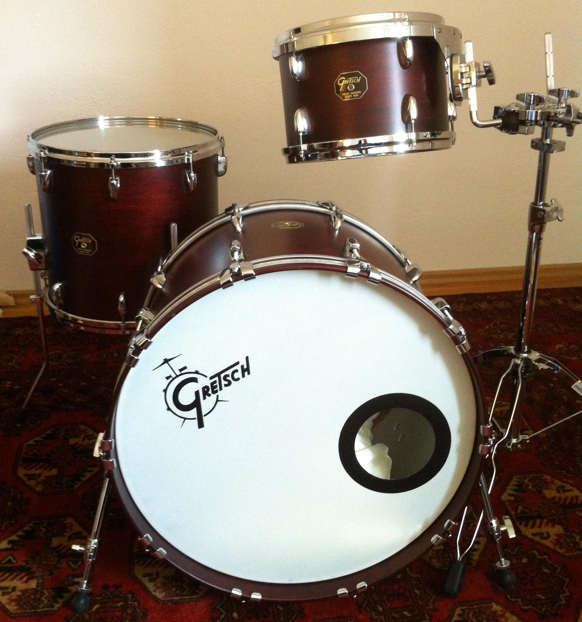 Gretsch USA Custom Walnut