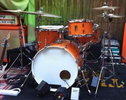 Tempus FG Orange Sparkle